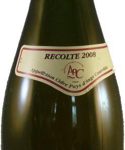 Cidre AOP Pays d'Auge gemaakt door Domaine de La Galotière