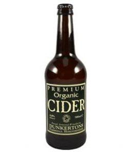 Premium Organic - Dunkertons Cider Company gemaakt door Dunkertons Cider Company