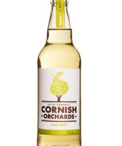 Cornish Orchards pear cider gemaakt door Cornish Orchards