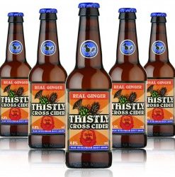Thistly Cross Ginger Cider gemaakt door Thistly Cross Cider
