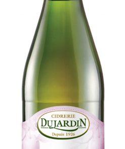 Dujardin rosé cider gemaakt door Dujardin