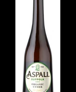 Organic cyder - Aspall gemaakt door Aspall
