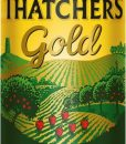 Thatchers gold blik