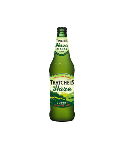 Thatchers haze cider
