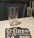 CiderCider cider glas 0,25