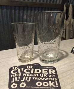 CiderCider cider glazen