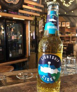 Lightship cider original ciderbar