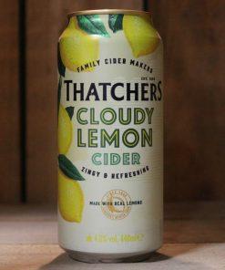 thatchers lemon haze
